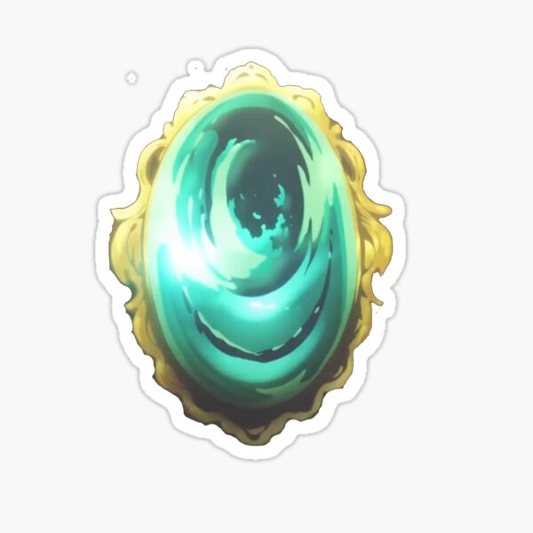 amulet violet evergarden Sticker
