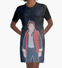 MARTY MCFLY Graphic T-Shirt Dress