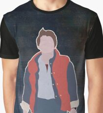MARTY MCFLY Graphic T-Shirt