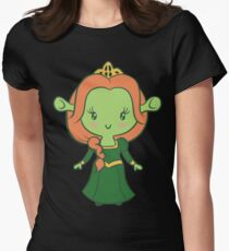 Fiona - Lil' CutiE Women's Fitted T-Shirt