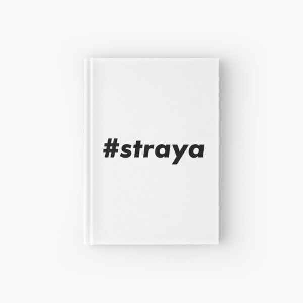 #straya Hardcover Journal