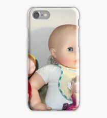 Five Lovely Dolls iPhone Case/Skin