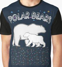 POLAR BEARS Graphic T-Shirt