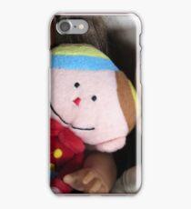 three lovely dolls iPhone Case/Skin