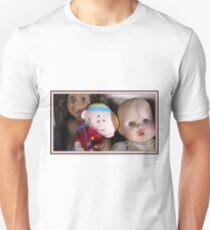 three lovely dolls T-Shirt