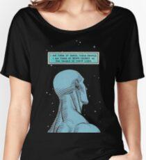 Dr. Manhattan Women's Relaxed Fit T-Shirt