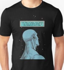 Dr. Manhattan Slim Fit T-Shirt