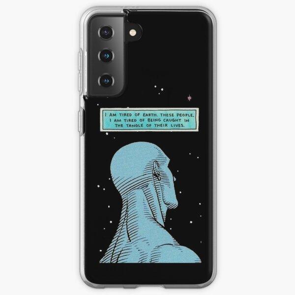 Dr. Manhattan Samsung Galaxy Soft Case