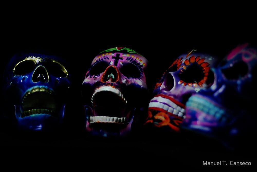 Past Quartet by Manuel T.  Canseco