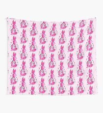 R is for Rabbit Wall Tapestry