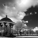 clapham common bandstand by Tony Jackson