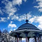 clapham bandstand (detail)  by Tony Jackson