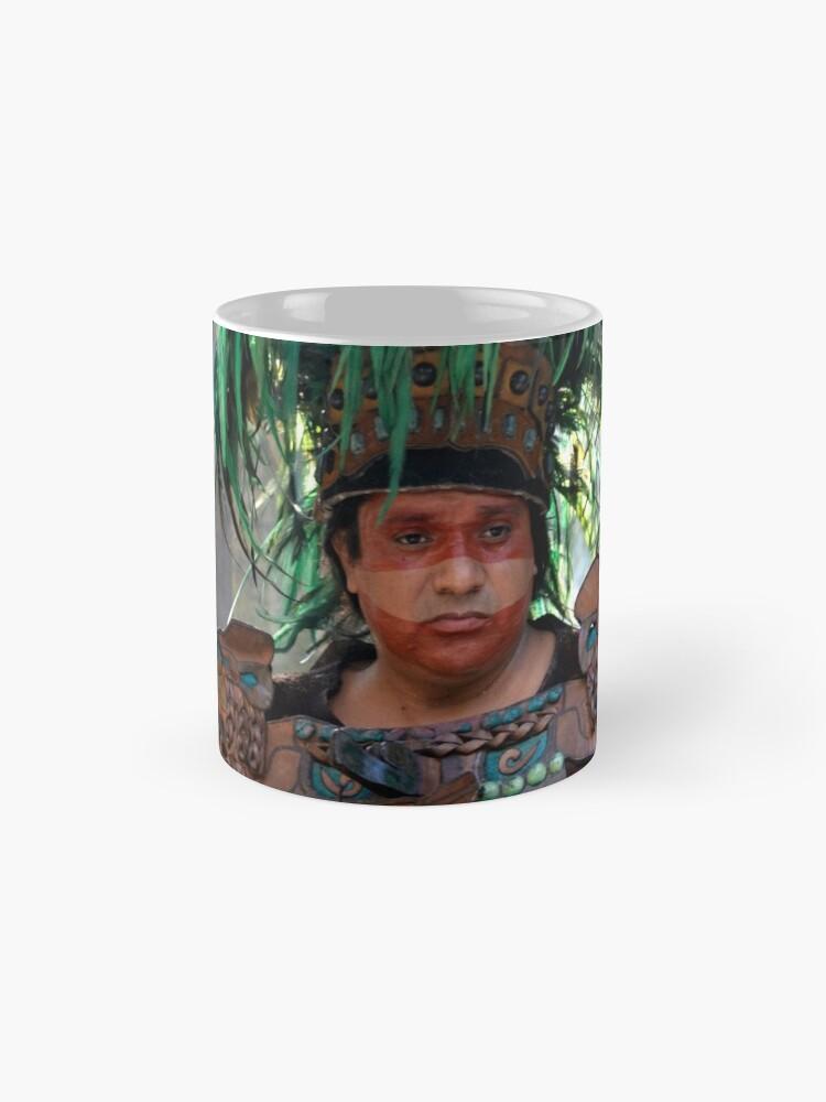 Costume De La Culture Maya Riviera YucatanMug Traditionnel TJlcF1K