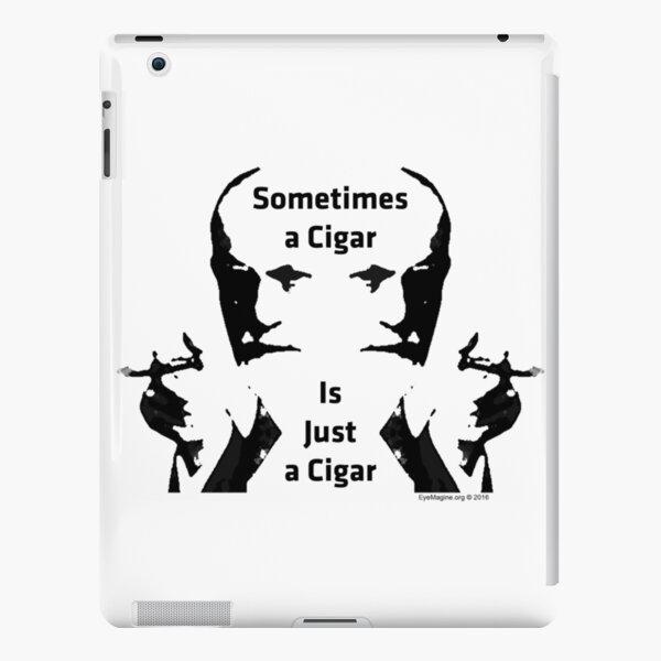 Sometimes a Cigar is Just a Cigar iPad Snap Case
