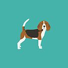 Beagle cute dog gifts pure breed must haves beagles by PetFriendly