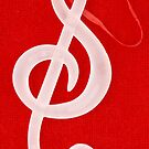 Treble clef by NicPW