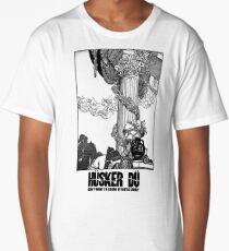 Hüsker Dü (Grant Hart) Long T-Shirt