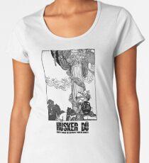 Hüsker Dü (Grant Hart) Women's Premium T-Shirt