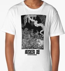 Hüsker Dü (Bob Mould) Long T-Shirt