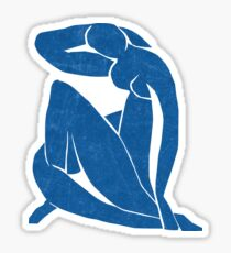 Pegatina Matisse recortar