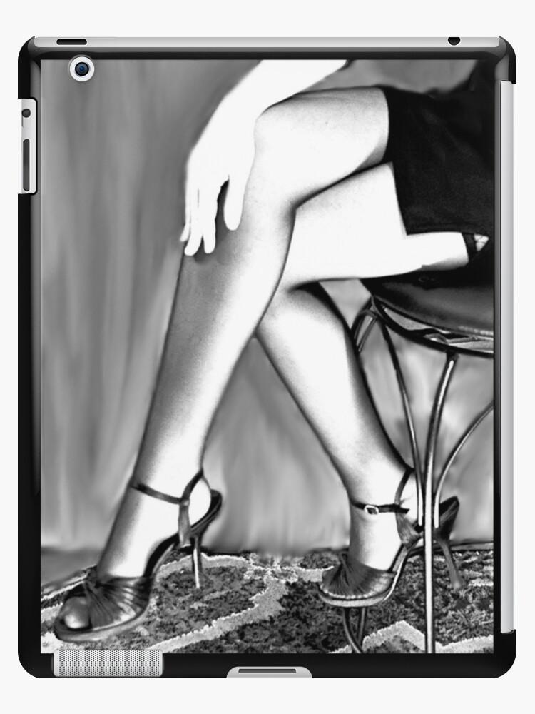Thigh High Stocking Legs by MidnightRain