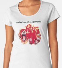 Today's Active Lifestyles Women's Premium T-Shirt