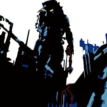 Predator 2 by MachineGear
