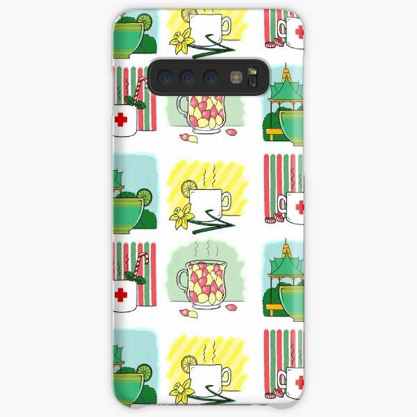 Tea Time Samsung Galaxy Snap Case