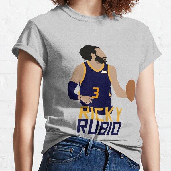 Ricky Rubio Utah Jazz Camiseta clásica