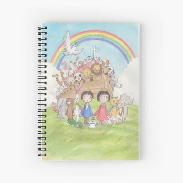 special blessing Spiral Notebook