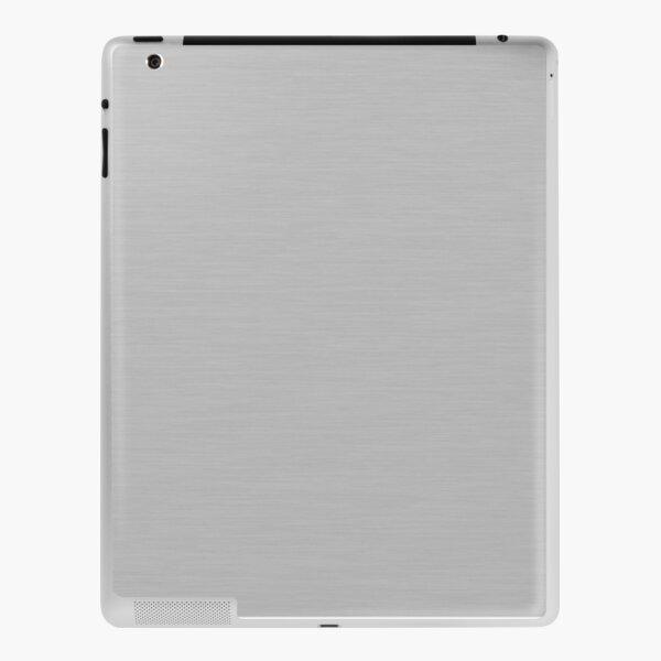 Inspiration on Brushed Steel iPad Skin