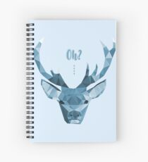 Oh dear! Spiral Notebook
