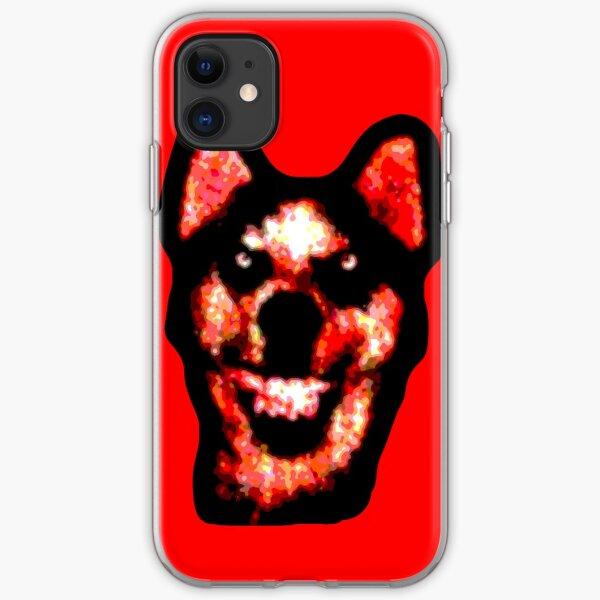Smile Dog (CreepyPasta) iPhone Soft Case