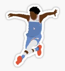 De'Aaron Fox Sticker