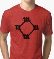 DEN GANZEN TAG Vintage T-Shirt