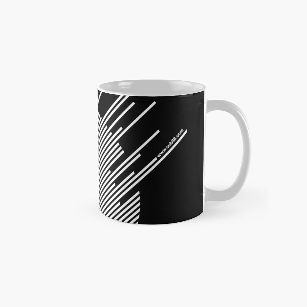 ABshapes in a disc (w) Mug