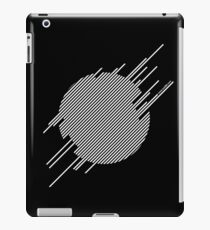 ABshapes in a disc (w) iPad Case/Skin