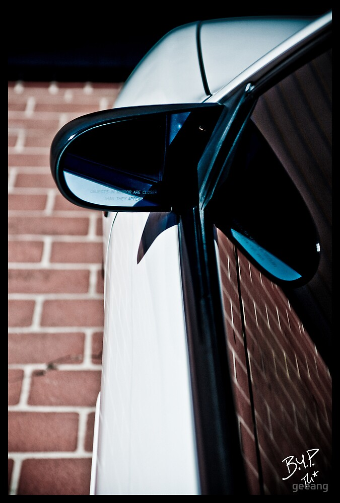 Side Mirror by geeang