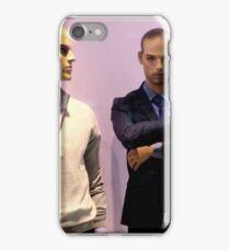 Martian Men  iPhone Case/Skin