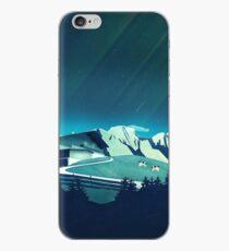 Alpine hat iPhone Case