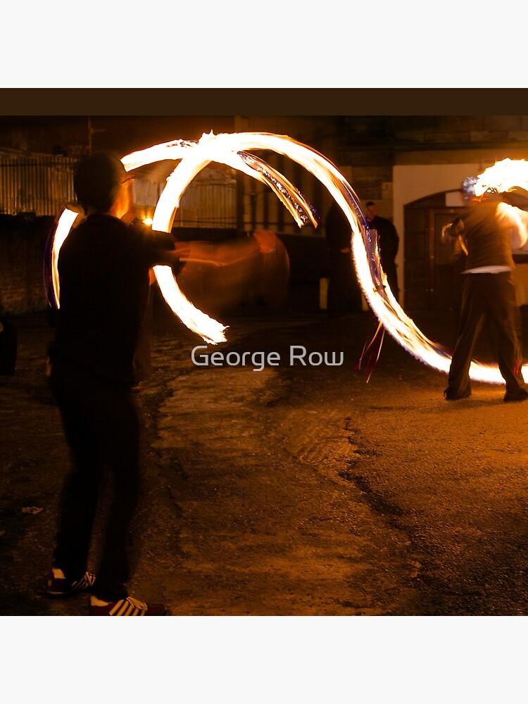 Fireplay 1 - Halloween, Derry 2012 by VeryIreland