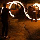 Fireplay 1 - Halloween, Derry 2012 by George Row