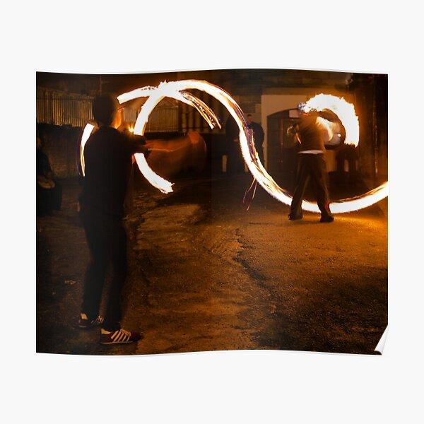 Fireplay 1 - Halloween, Derry 2012 Poster