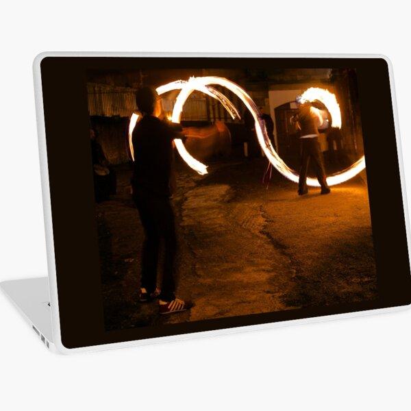 Fireplay 1 - Halloween, Derry 2012 Laptop Skin