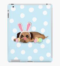 Easter Pug iPad Case/Skin