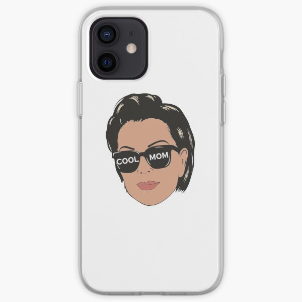 Cool Mom iPhone Soft Case