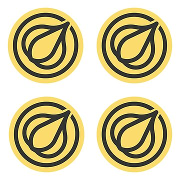 Garlicoin sticker pack by Snibel