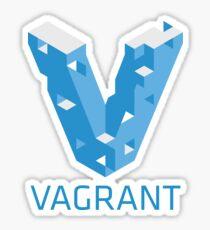 Vagrant Sticker