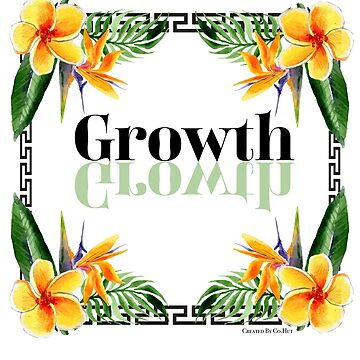 Growth  - Self Love Club Collection by CoHut