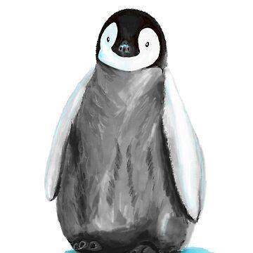Penguin  by rodoart